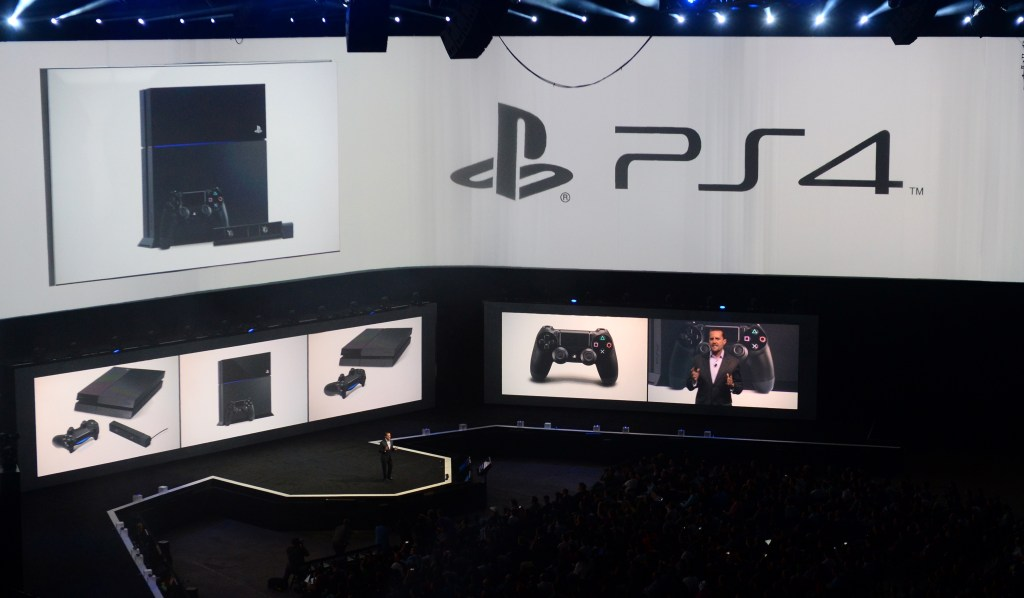 US-ENTERTAINMENT-GAMES-IT-E3-SONY