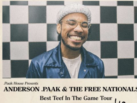 Anderson .Paak Tour Album Announcement