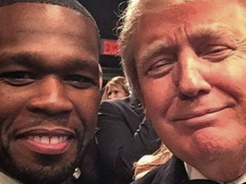 50 Cent Donald Trump