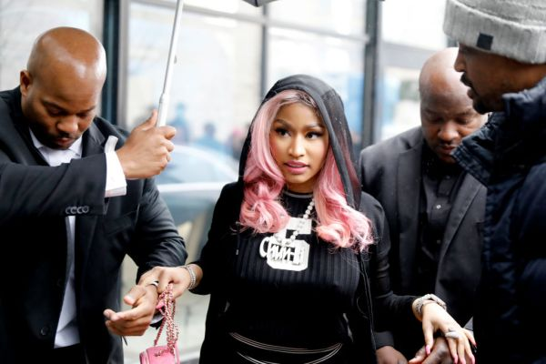 NORWAY-MUSIC-NICKI MINAJ