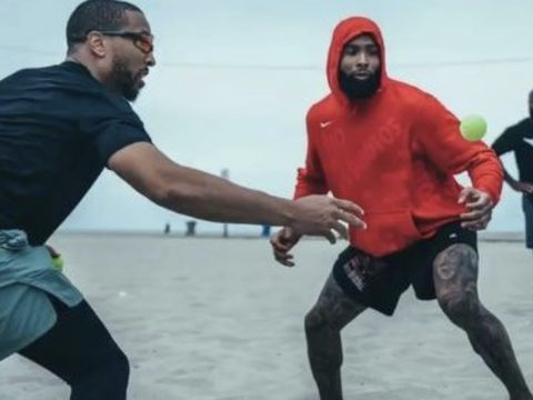 Odell Beckham Jr. Video