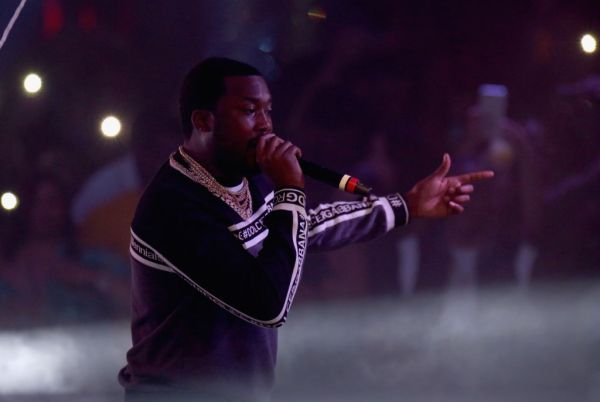 Meek Mill Launches Residency At Drai's Beach Club - Nightclub In Las Vegas