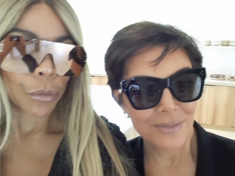Wendy Williams Kris Jenner