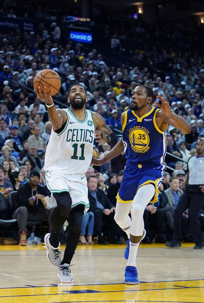 Boston Celtics v Golden State Warriors