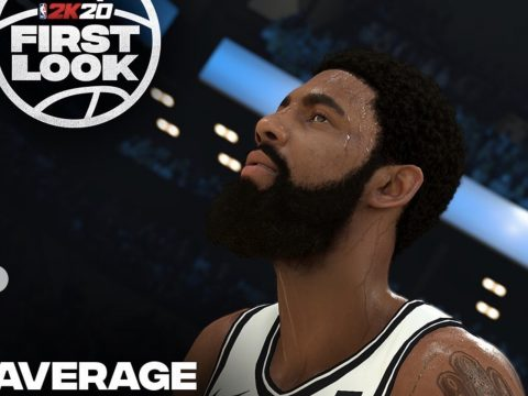 NBA 2K20 Kyrie Irving
