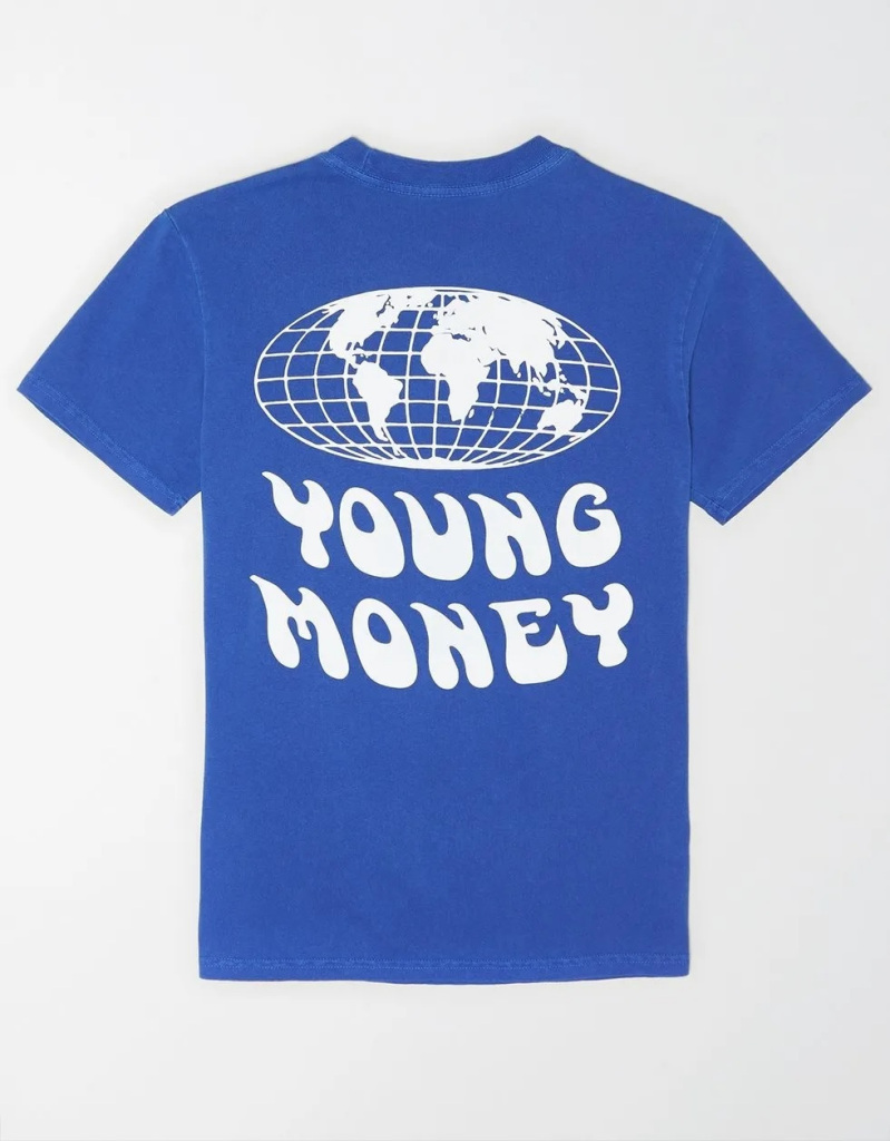 YOUNG MONEY X AMERICAN EAGLE COLLECTION