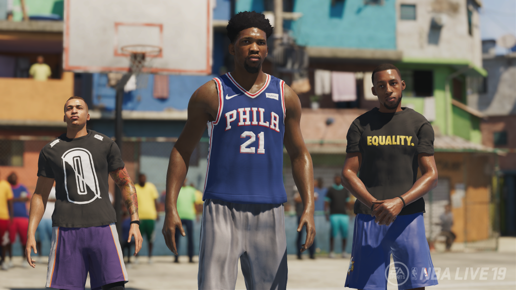 'NBA Live 20' Delayed By EA Sports Till Late 2019