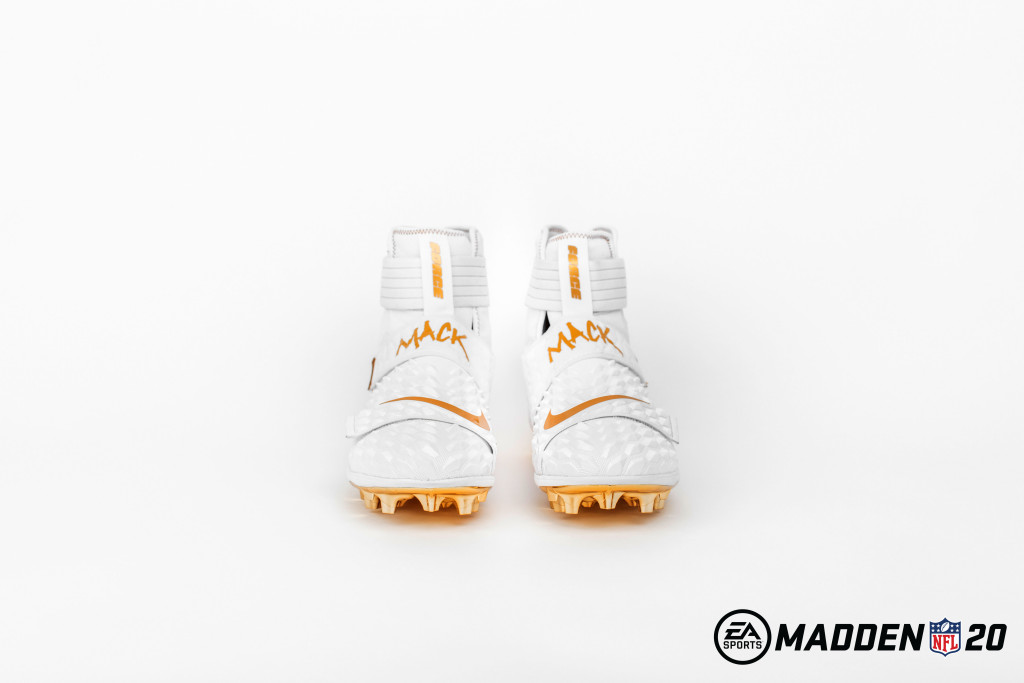 Nike Celebrates Madden 99 Club Athletes with Custom Cleats