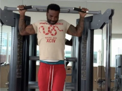 Jim Jones Workout