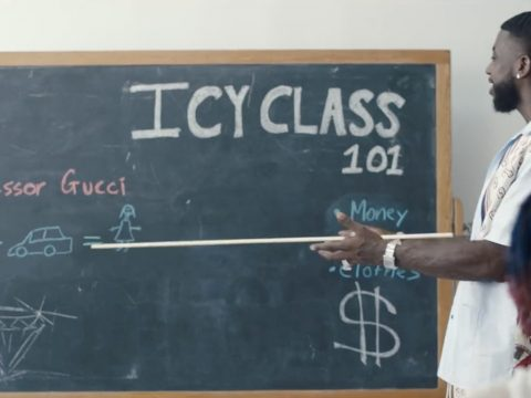 Gucci Mane Icy Video