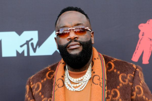 Rick Ross (William Leonard Roberts II) attends the 2019 MTV...