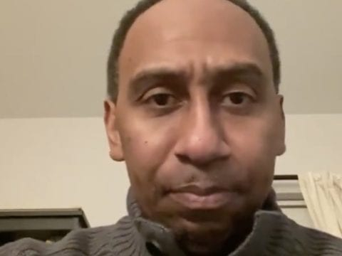 Stephen A Smith Video 11-18-19