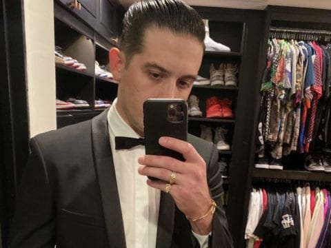 G-Eazy Selfie iPhone 11 Max Pro