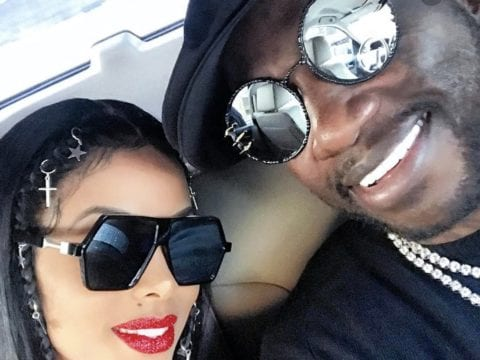 Keyshia Ka'oir Gucci Mane Pic Together