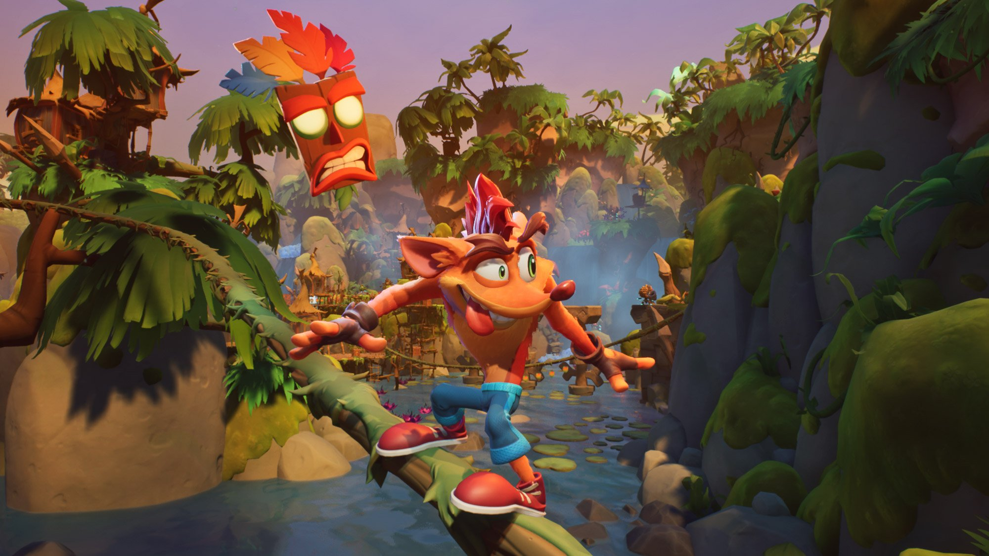 Quavo Unveils Gameplay From 'Crash Bandicoot 4: It's About Time' On IG