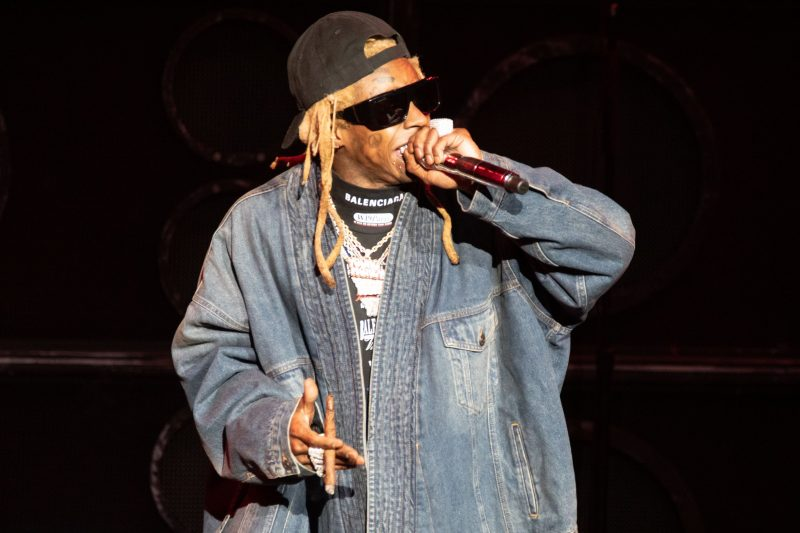 Lil Wayne Releases New Video for 'Thug Life'