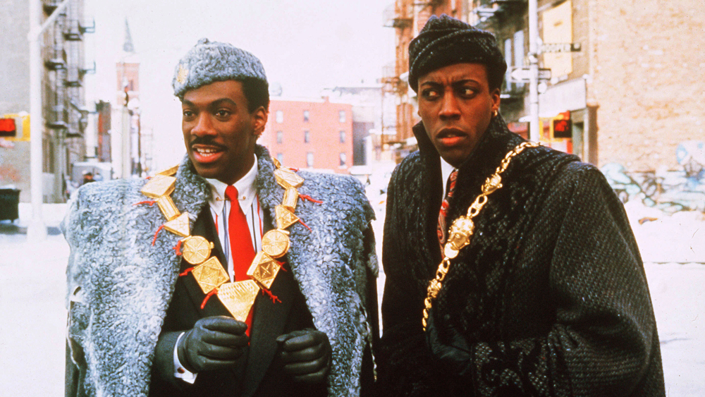 Amazon Studios Buys Eddie Murphy's Coming to America 2 for $125 Million