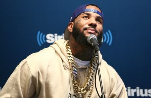 The Game Gets Tribute Tattoo for Kobe Brant on his Face