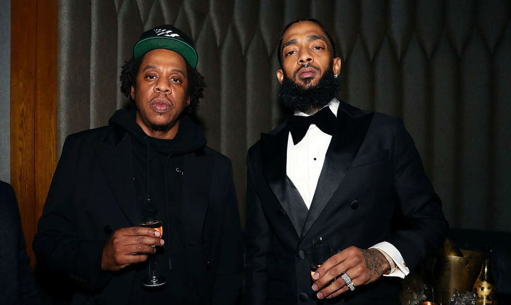 LeBron James Previews Upcoming JAY-Z, Nipsey Hussle Collaboration