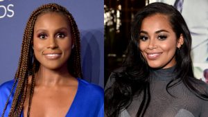 Issa Rae Says Nipsey Hussle Helped Her Squash Beef With Lauren London