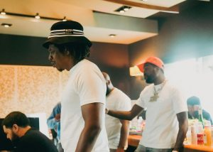 Meek Mill and JAY-Z Link For a NYC Studio Session